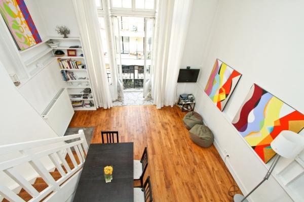 louer appartement Paris Charmante maison