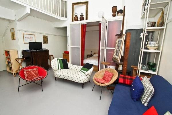 Paris Vacation Rental at Rue Victor Schoelcher in Montparnasse, holiday rental in Saint-Denis