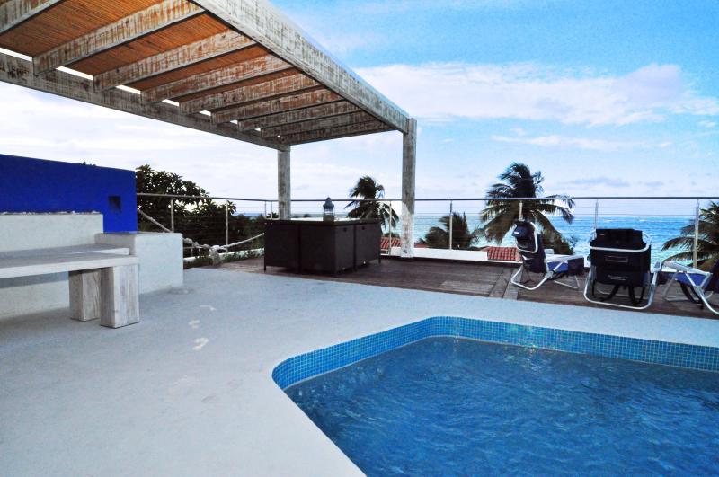 Pool at daytime