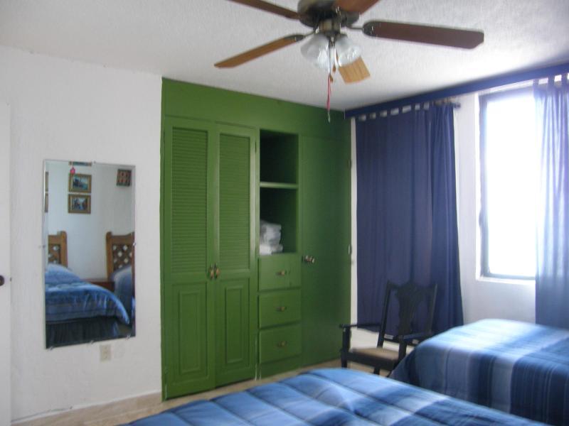 Strand kant slaapkamer