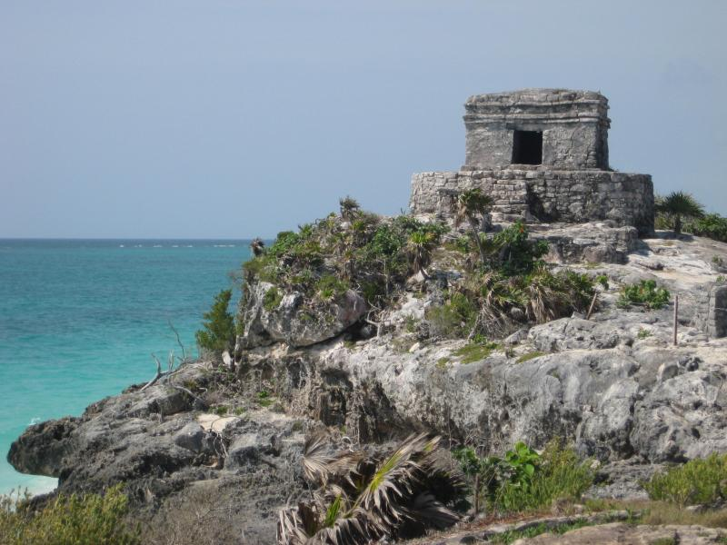 Tulum ruins only 15 minutes away