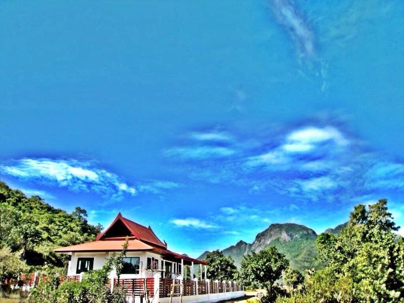 Mountain Breeze Villa - Spectacular mountain view