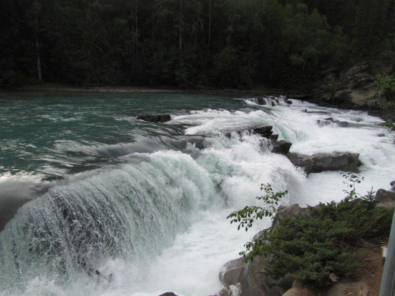 Hike Rearguard Falls
