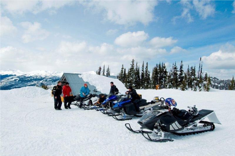 Snowmobile Trail/Cabin