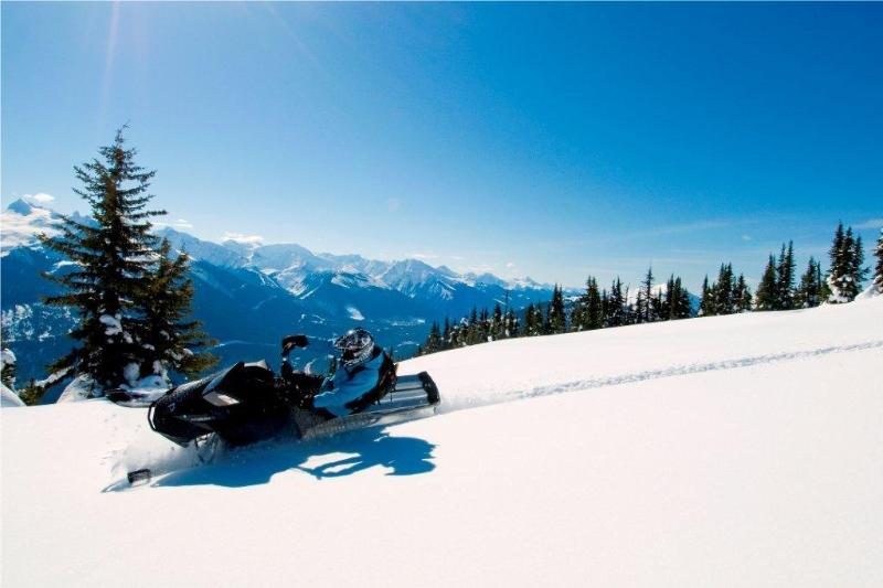 Snowmobiling for everyone