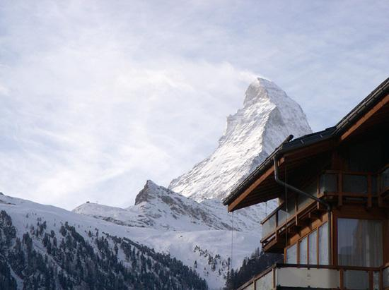 Zermatt 1.5 bedroom appatment, holiday rental in Canton of Valais