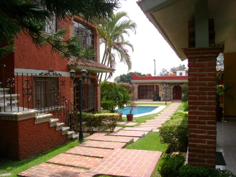 All 4 bungalows are well oriented