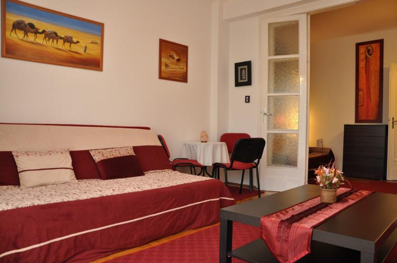 Family Buda Apartment - full equipped flat for you, vacation rental in Solymar