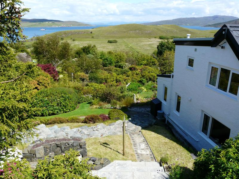 Braes Retreat Apartment, Portree, Ferienwohnung in Carbost