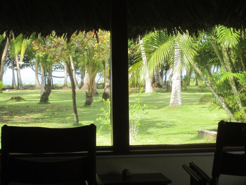 Veranda view, relax!