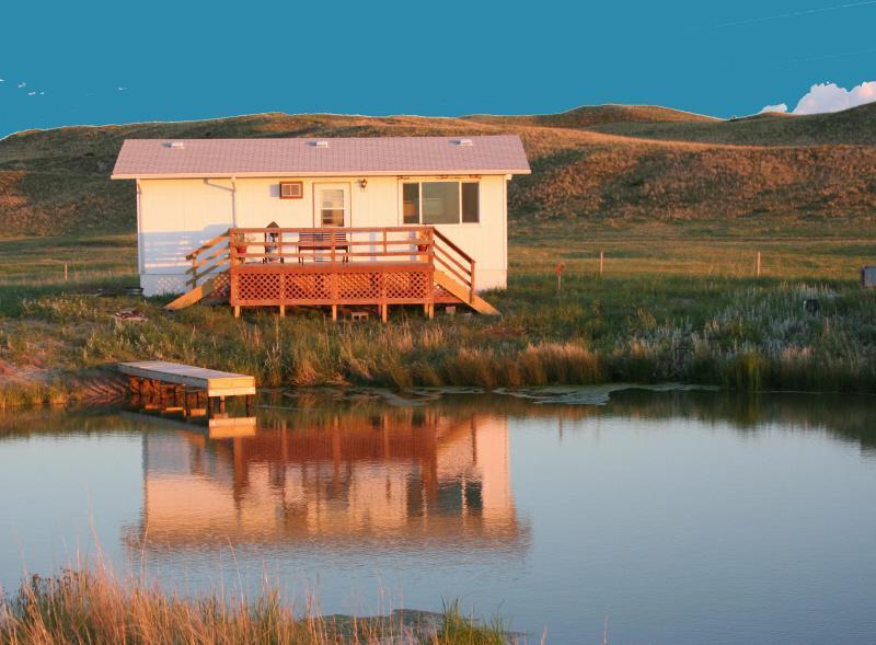 Killdeer Nook Guest cabin