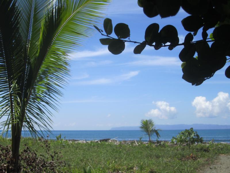Water view from Casita Las Palmas