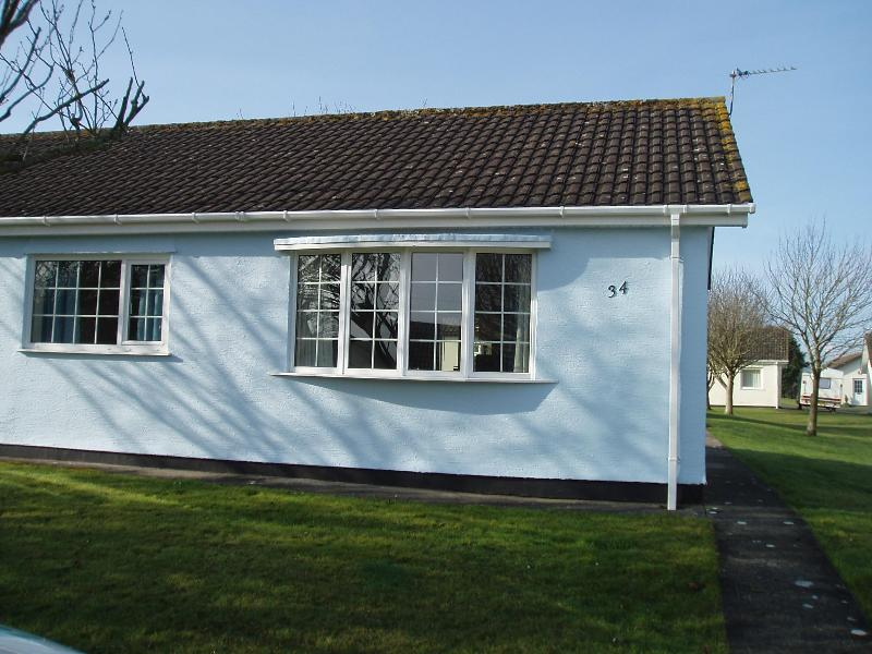 Bethel, 2 bedroom bungalow in Gower, Wales, United Kingdom, vacation rental in Swansea