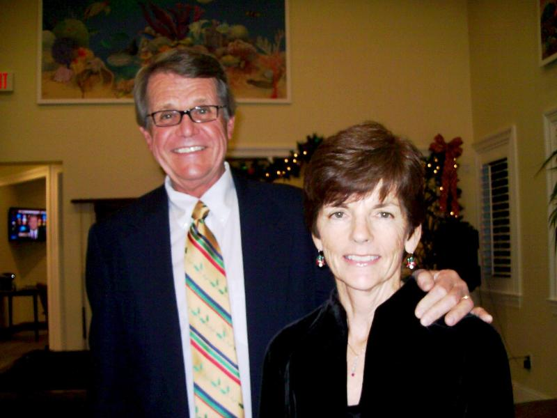 Buzz & Cheryl Lamb - Owners celebrate 41 years of marriage in December 2016