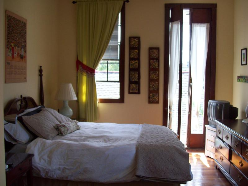 Back House Master Bedroom