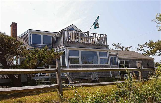 Carpe Diem 4-bedrooms, ocean views, casa vacanza a Wellfleet