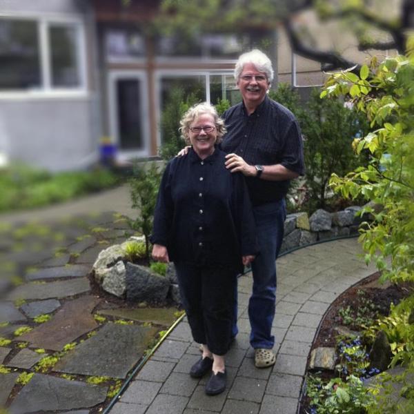 Your Hosts - Carole & Gary