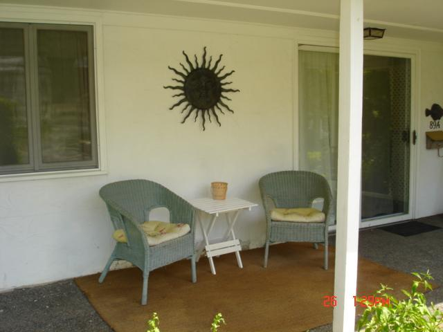 El porche