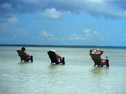 Beach Side shallow bliss