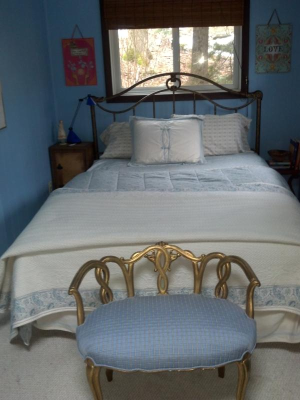 Dormitorio principal (tiene contiguo baño principal)