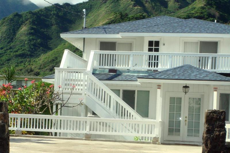 7 Bedroom House / Ocean View On Hawaii North Shore, vacation rental in Hauula