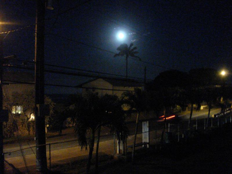 Moon Rise Outdore porch