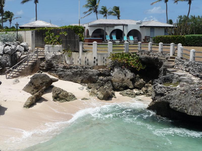 Altamar from beach