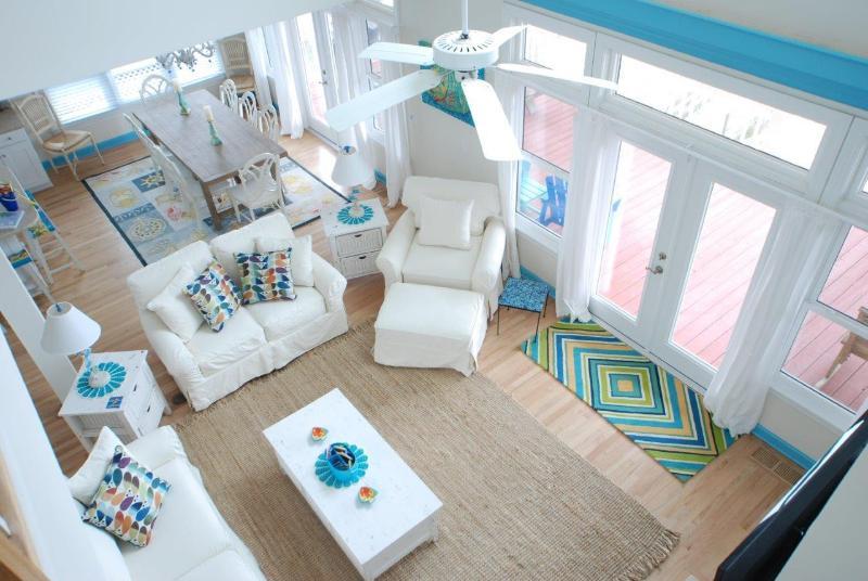 Sala de estar do 2º piso desembarque