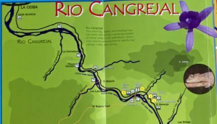 Mapas que muestran resort