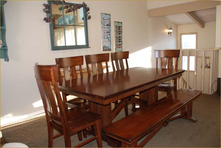 Dining Area (Who's gonna set the table?)