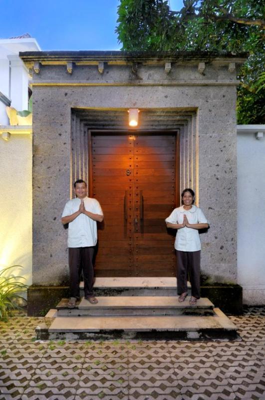 Il nostro Staff meraviglioso - Wayan e Putu