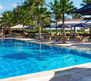 Canggu Club piscina