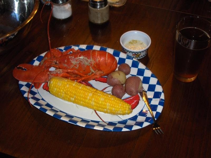 Classic Maine Lobster Bake