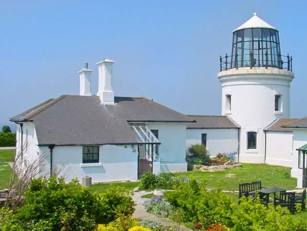 Old Higher Lighthouse Stopes Cottage, Portland bill, vacation rental in Isle of Portland
