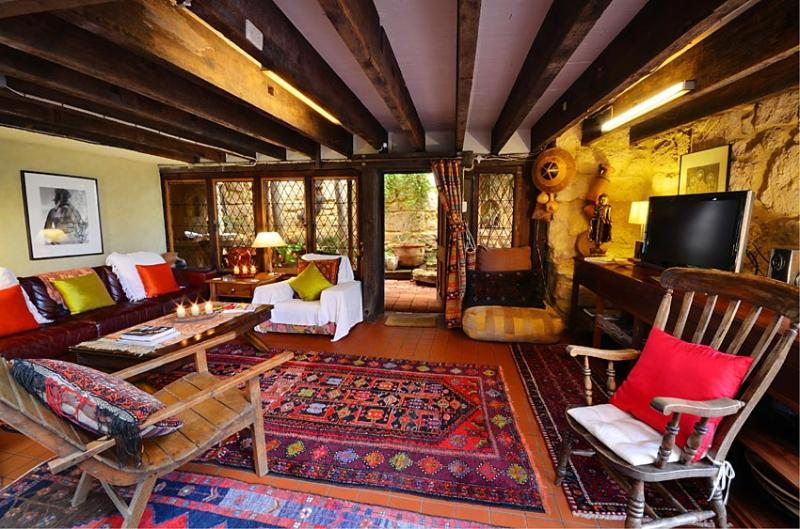 A wonderfully eclectic space