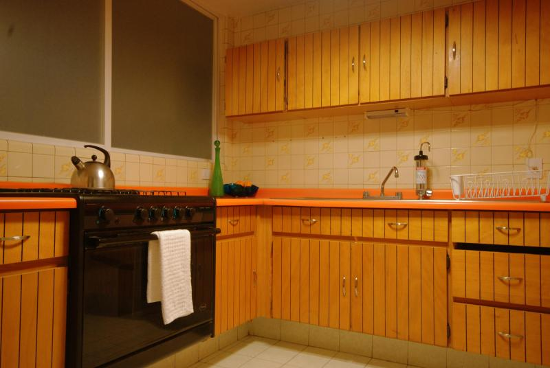 Bright, Spacious & Fully Equipped Kitchen