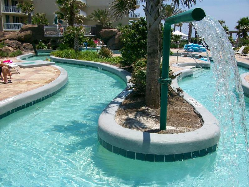 Waterscape A123 2.5BR/2.5BA with pools and lazy river!, vacation rental in Fort Walton Beach