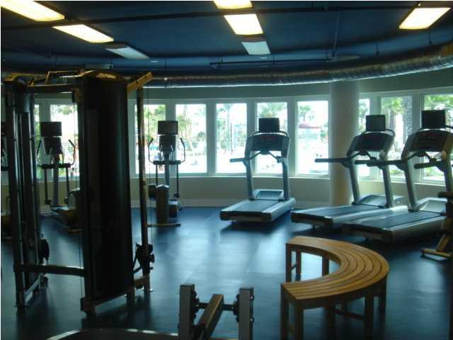 Waterscape fitness center