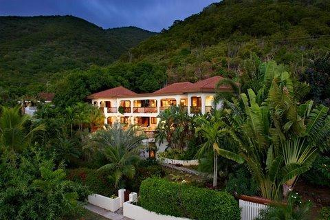 LOBLOLLY VILLA VIRGIN GORDA BVI, holiday rental in Little Trunk Bay
