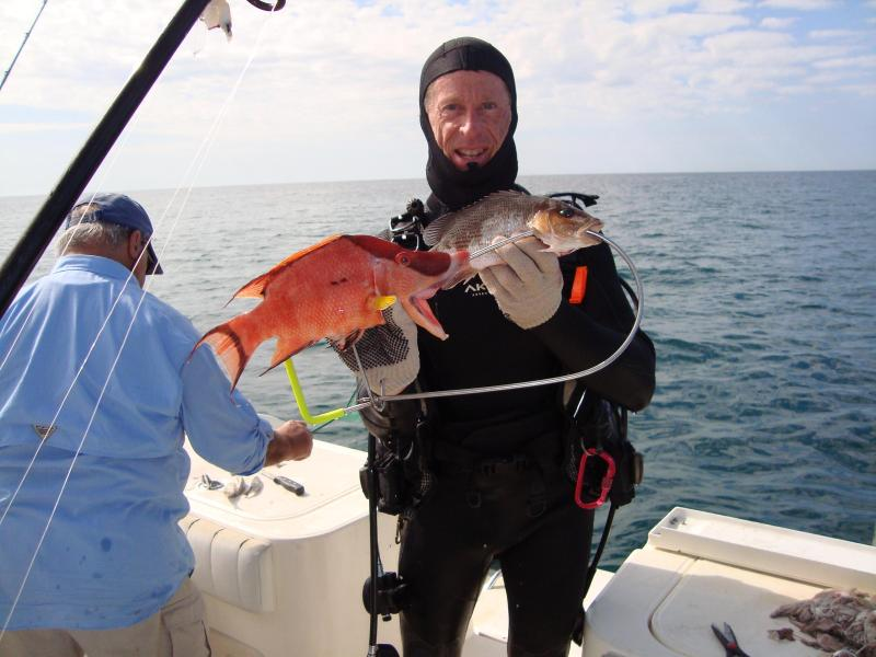 Local Fishing/Diving