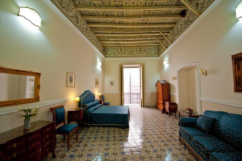 Antiche Dimore di Sicilia - Luxury apartment, Ferienwohnung in Palermo