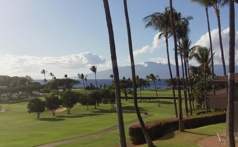 WOW-New 2bd MAUI ELDORADO Ocean & Golf View Corner, location de vacances à Ka'anapali