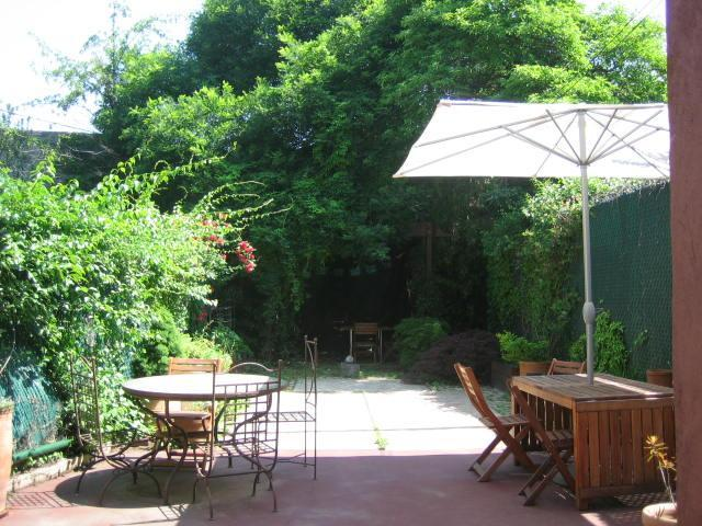 Your back door opens onto this...