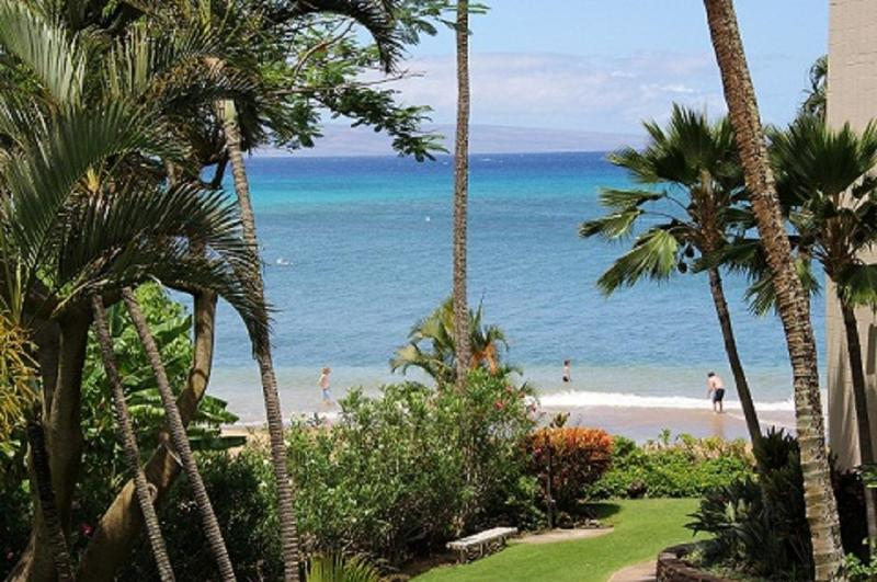 Maui Beautiful Westside Beach Front Condo See May- Oct Discounted Reduced Rates, vacation rental in Maui