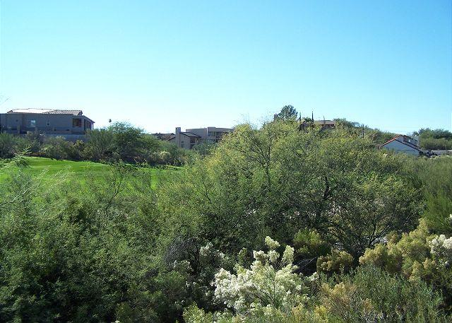 2nd Floor 1 Bedrm/Den- Stunning Golf Course Views- All tile - Walk in Shower, holiday rental in Tucson