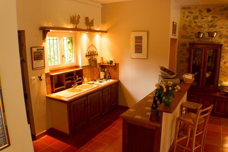 Chez-Georges in the Aude, holiday rental in Villelongue-d'Aude
