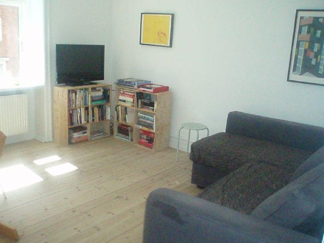 louer appartement Copenhagen Bel appartement