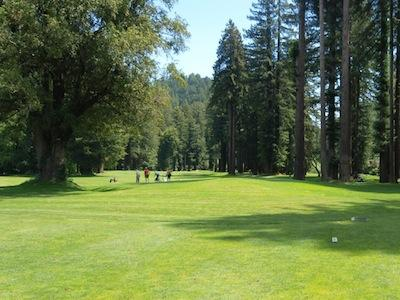 Northwood Golf Course, across from Fairway Woods