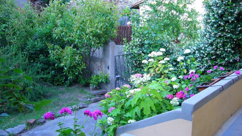 acceess to garden