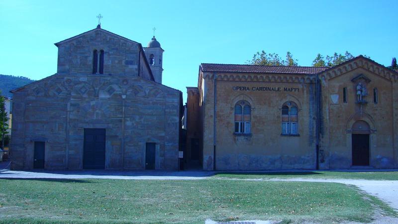 S.Maria Chrch in Vicopisano